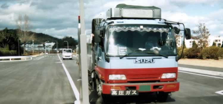 入構管理(車両管理)システム